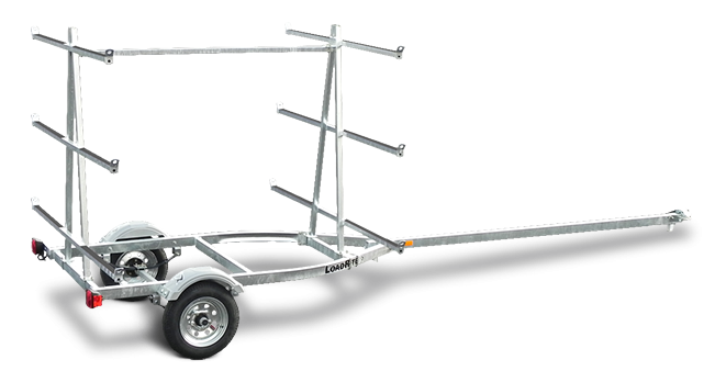 Load Rite Canoe/Kayak Trailer