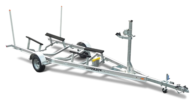 Load Rite Sailboat Trailer
