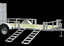 Load Rite Utility & Equipment Trailer