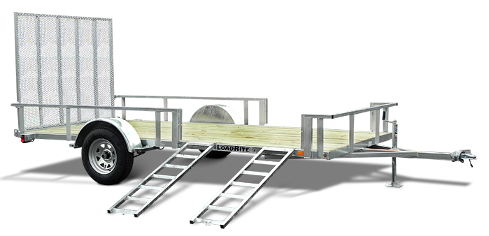 Load Rite Utility & Equipment Trailer