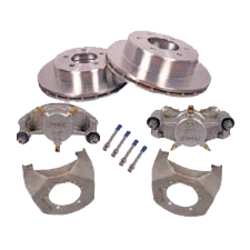 KODIAK STAINLESS STEEL DISC BRAKES