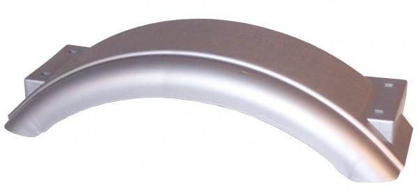 "Fender 12"" Plastic Silver SKU 2301.08 | Load Rite Trailers"