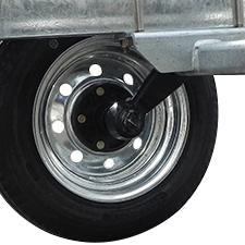 torsion-axles