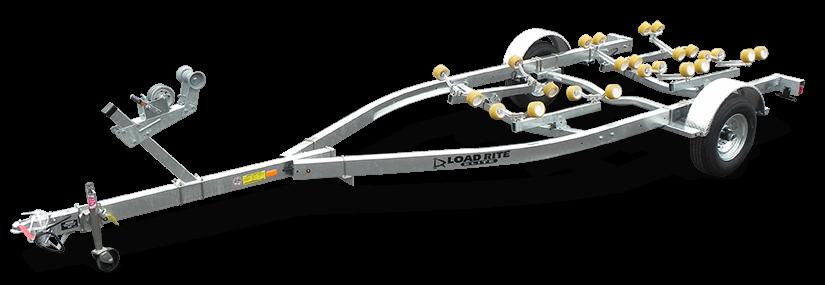 Load Rite Single Axle Roller