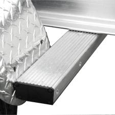 Load Rite aluminum fender step